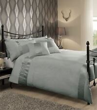 Caprice Luxury Pleat Duvet Covers Quilt Covers Bedding Sets All Sizes Available