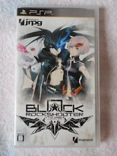 Used PSP Black Rock Shooter The Game The standard edition From Japan