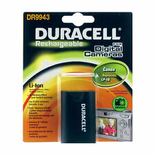 Duracell DR9943 Replacement Digital Camera Battery for Canon LP-E6 Battery