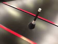 Silver & Carbon fiber with copper built inside antenna for Audi TT.TTS.TTRS 06+