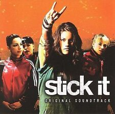 Stick It Soundtrack CD Missy Elliott Electric Six Jurassic 5 K7 Blink 182