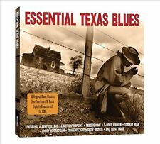 "New ""Essential Texas Blues"" [Not Now] by Various Artists (CD, 2 Discs 2011)"
