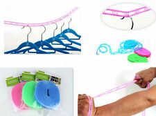 Portable Outdoor Travel Business Clothesline Washing Clothes Rope Style