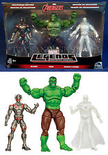 New MARVEL LEGENDS Avengers INFINITE SERIES Ultron HULK Vision COLLECTOR EDITION