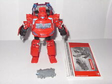 Transformers Classic Universe Ironhide Completo-RRR40