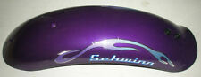 SCHWINN BICYCLE REAR FENDER DARK PURPLE PARTS 379