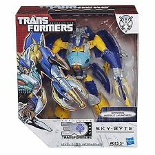 Transformers Generations Voyager Class Sky-Byte Figure New Thrilling 30 2014