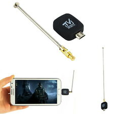 Mini Micro USB DVB-T Digital Mobile TV Tuner Receiver for Android 4.0-5.0 FTT