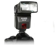 Bower SFD728S TTL Dedicated Flash for Sony Alpha A33 A55 A35 A65 A77 A57 A37 A58