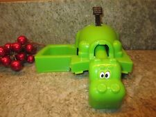 Hungry Hungry Hippo Green Homer Hippo Game Piece Replacement
