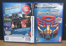 TRANSFORMERS DIRECTOR'S CUT - PS2 - PlayStation 2 - PAL - Italiano - Usato