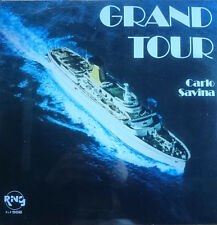 Carlo Savina ‎– Grand Tour LP Sonor Music Editions Italian Jazz Lounge Library