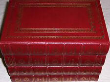 Easton Press Signed WHITE HOUSE YEARS & YEARS OF UPHEAVAL Henry Kissinger 4 vols
