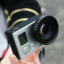 Gopro zoom lens macro close up glass lens 12.5x for Gopro hero 3 3+