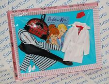 NIB Barbie Vintage Repro Winter Holiday #975 Outfit Reproduction Fashion