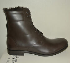 NIB $1395 YVES SAINT LAURENT YSL LEATHER NOLITA BOOTS SHOES SZ US 12.5 EU 45.5
