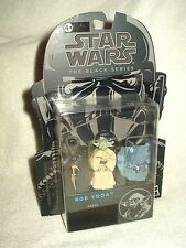 Action Figure Star Wars The Black Series #06: Yoda 2 inch