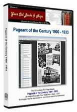 Pageant of the Century 1900 - 1933 CDROM