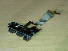 Toshiba Satellite Equium A300 A300D USB Board & Ribbon Cable DABD3ATB6D0