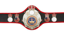 CHAMPIONSHIP TITLE BELT - USA - FREE ENGRAVING