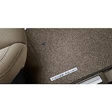 Range Rover Sport 2008 on Carpet Mat Set Nutmeg - VPLAS0195SVB