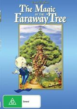 THE MAGIC OF THE FARAWAY TREE - ENID BLYTON - NEW DVD FREE LOCAL POST