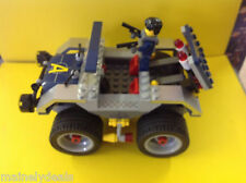 LEGO 8969 Agent Chase's 4- Wheels Pursuit Truck w/agent chase