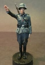 1/24 1/25 or G  75mm Scale Resin Model Kit, WWII German Soldier Peter