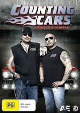 Counting Cars - Muscle & Hustle (DVD, 2014, 2-Disc Set)  Region 4
