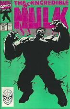 INCREDIBLE HULK #377 (MARVEL)  1ST PRINT (VF/NM)