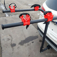 2 Bicycle Bike Rack Hitch Mount Carrier Car Truck SUV Swing Away Deluxe New A20