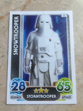 STAR WARS Force Awakens - Force Attax Trading Card #048 Snowtrooper