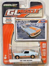 GREENLIGHT GLMUSCLE 1967 FORD MUSTANG SERIES 16