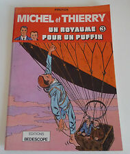 Edition Originale  MICHEL et THIERRY  N° 3    édition BEDESCOPE