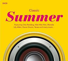 BRAND NEW SEALED 3CD SET ~ SUMMER HITS OF THE 60's,70's,80's,90s ~ Party, BBQ ?