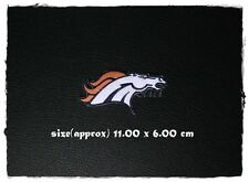 Denver Broncos Embroidered Sew On Patch Iron NFL Team Sport Badge Logo Applique