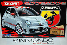 KIT FIAT 500 ABARTH ESSEESSE 1/24 FUJIMI 12383 RS82