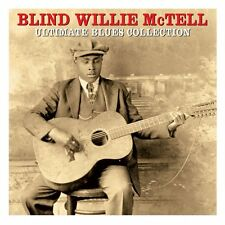 Blind Willie McTell - Ultimate Blues Collection  - 2 CD Album
