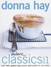 Modern Classics (Book 1), Donna Hay, Good Book