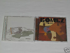 GOMEZ 2 CD LOT COLLECTION ALBUMS How We Operate/Abandoned Shopping Trolley