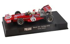 Slot It Policar March 701 - 1970 Spa 1/32 Scale Slot Car CAR04A