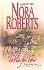 Table for Two by Nora Roberts (2002, Paperback / Paperback)
