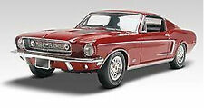 REVELL 1/25 1968 Ford Mustang Fastback GT 2 n 1 Kit # 85-4215 FACTORY SEALED