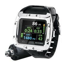 Oceanic VTX Wrist Scuba Diving Computer Complete with Transmitter Air Nitrox new