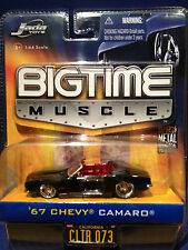 Jada Toys DUB CITY BIGTIME MUSCLE `67 Chevy Camaro 1:64 Mega Optik Sammlerstück