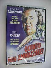 QUINTO NON AMMAZZARE! - DVD SIGILLATO PAL - CHARLES LAUGHTON - ELLA RAINES