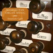Cardi,Emanuele - Neapolitan Organ Music