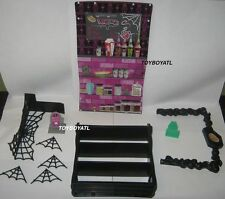 Monster High Costco Exclusive Coffin Bean Counter Hutch Doll Furniture LOOSE NEW