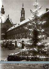 AK DDR Dresden Striezelmarkt (6) Serie 1985 Ansichtskarte Karte Postkarte Foto