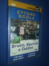 cofanetto+DVD nuovo film BRUTTI SPORCHI E CATTIVI - ETTORE SCOLA